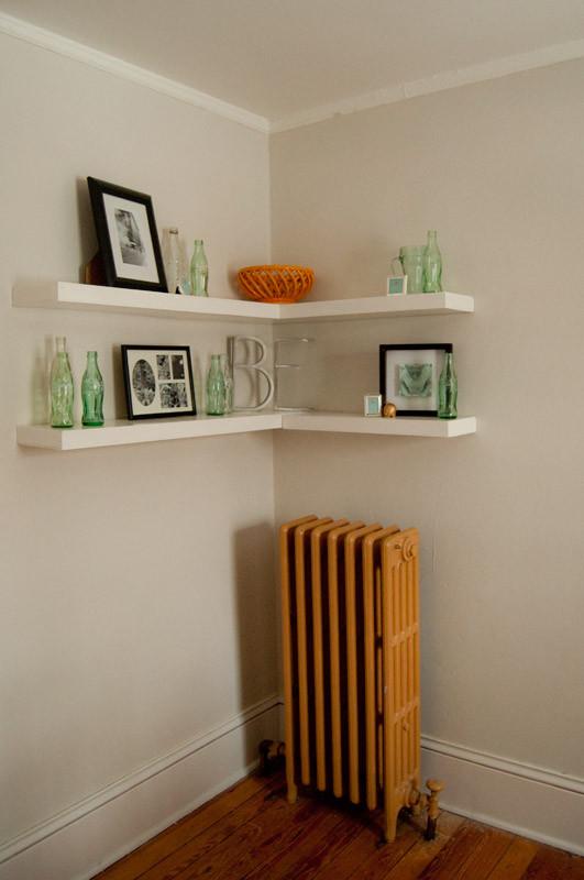 Best ideas about DIY Floating Corner Shelves . Save or Pin Floating Shelves Revisited Now.