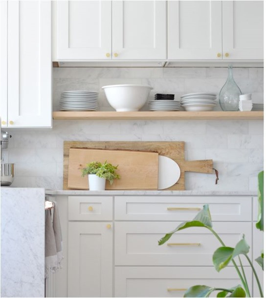 Best ideas about DIY Floating Kitchen Shelves . Save or Pin BOTB 8 14 15 Now.