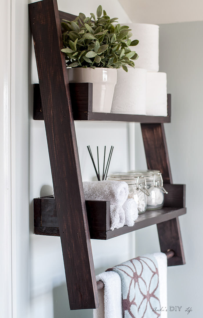 Best ideas about DIY Floating Wall Shelves . Save or Pin 22 Easy DIY Floating Shelves Now.