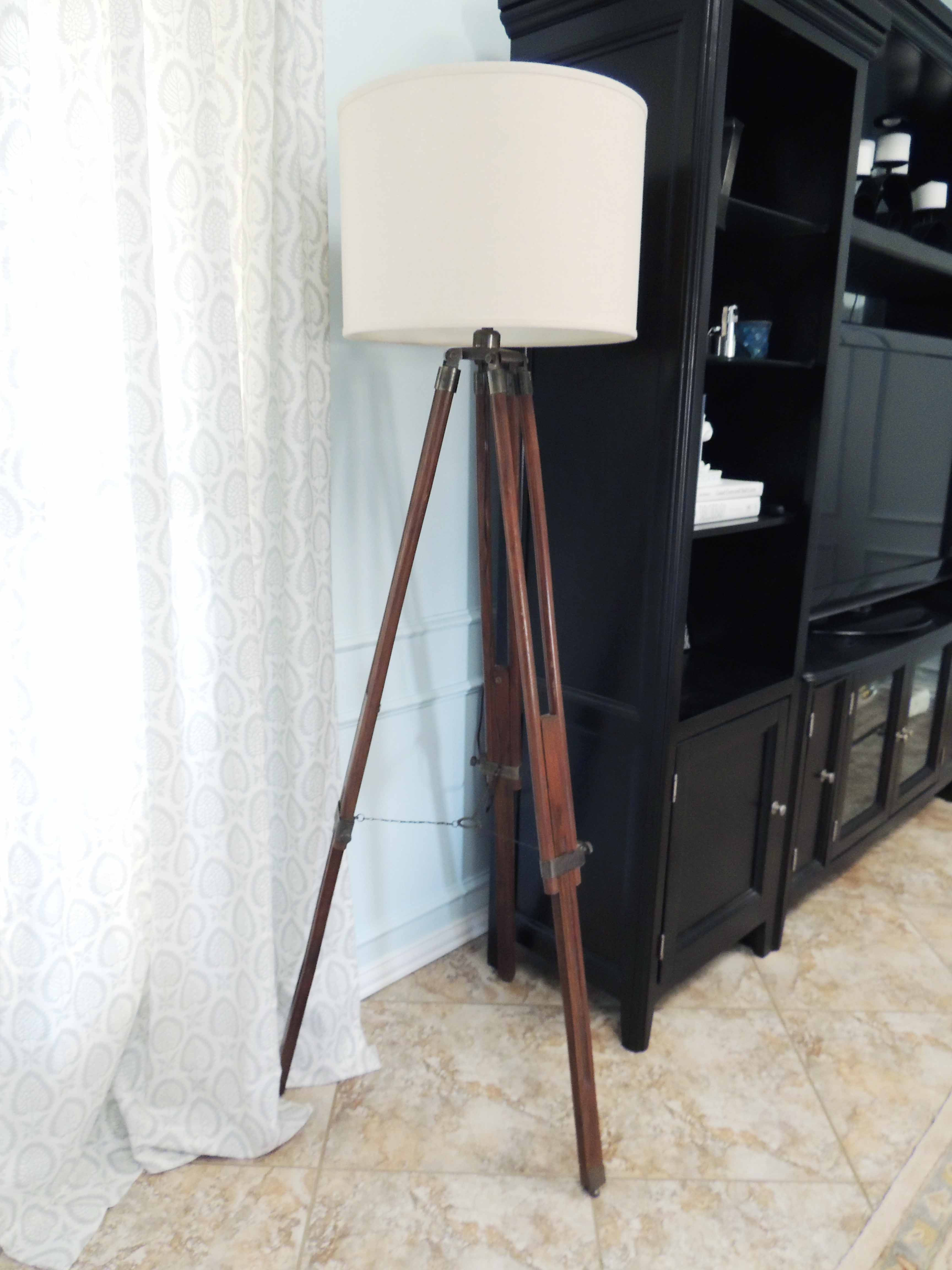 Best ideas about DIY Floor Lamp . Save or Pin I Love Lamp Now.