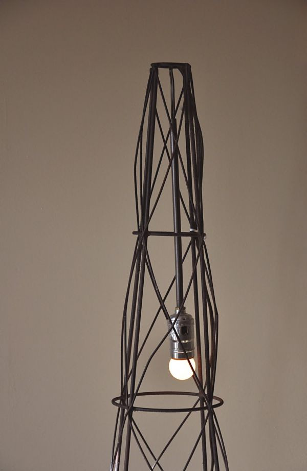 Best ideas about DIY Floor Lamp . Save or Pin DIY Floor Lamps – 15 Simple Ideas That Will Brighten Your Home Now.