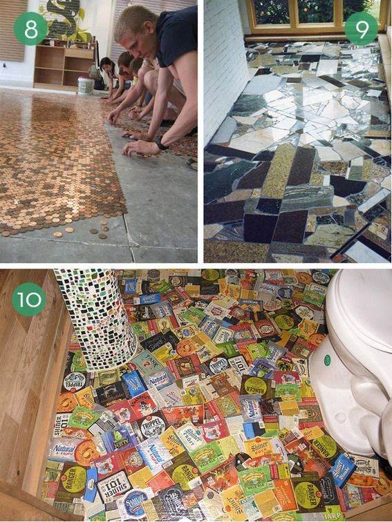 Best ideas about DIY Flooring Options . Save or Pin 25 best ideas about Paper Bag Flooring on Pinterest Now.