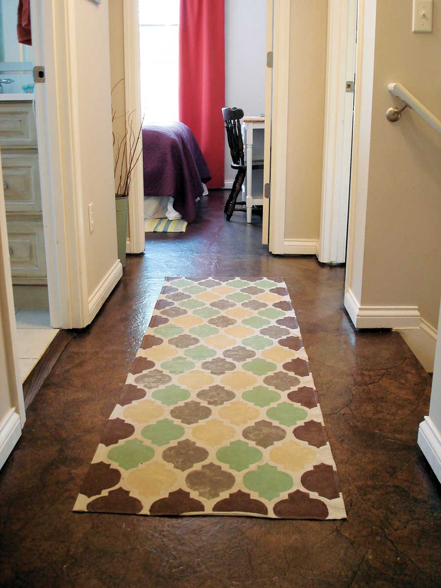 Best ideas about DIY Flooring Options . Save or Pin Unique Flooring 5 Low Cost DIY Ideas Green Homes Now.
