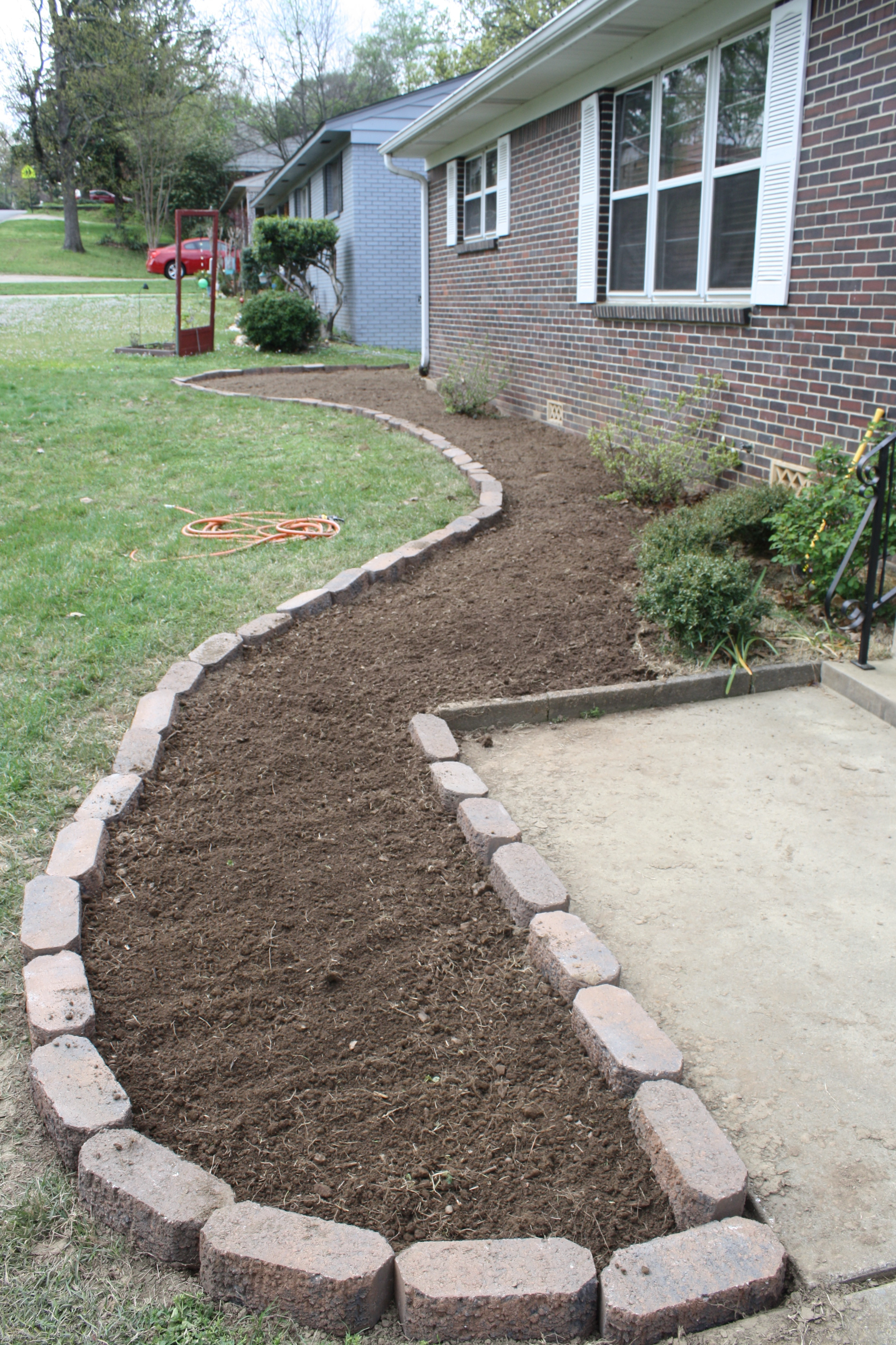 Best ideas about DIY Flower Bed Borders . Save or Pin Manscaping Phase 1 A Guest Post from Aaron Now.