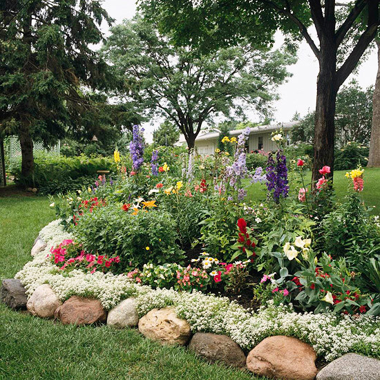 Best ideas about DIY Flower Bed Borders . Save or Pin 16 Awesome Garden and Landscaping Edging Ideas Now.