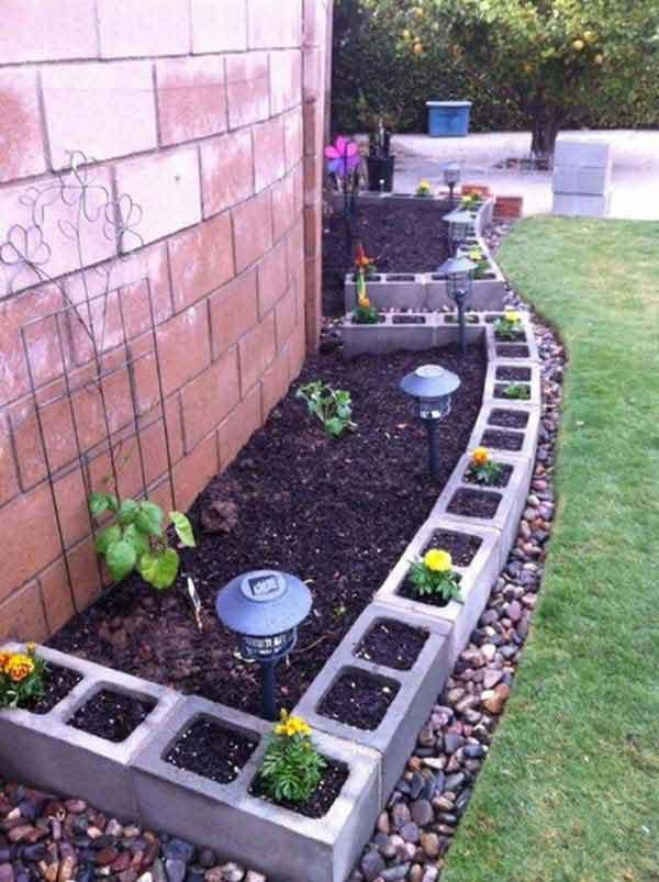 Best ideas about DIY Flower Bed Borders . Save or Pin Top 28 Surprisingly Awesome Garden Bed Edging Ideas Now.