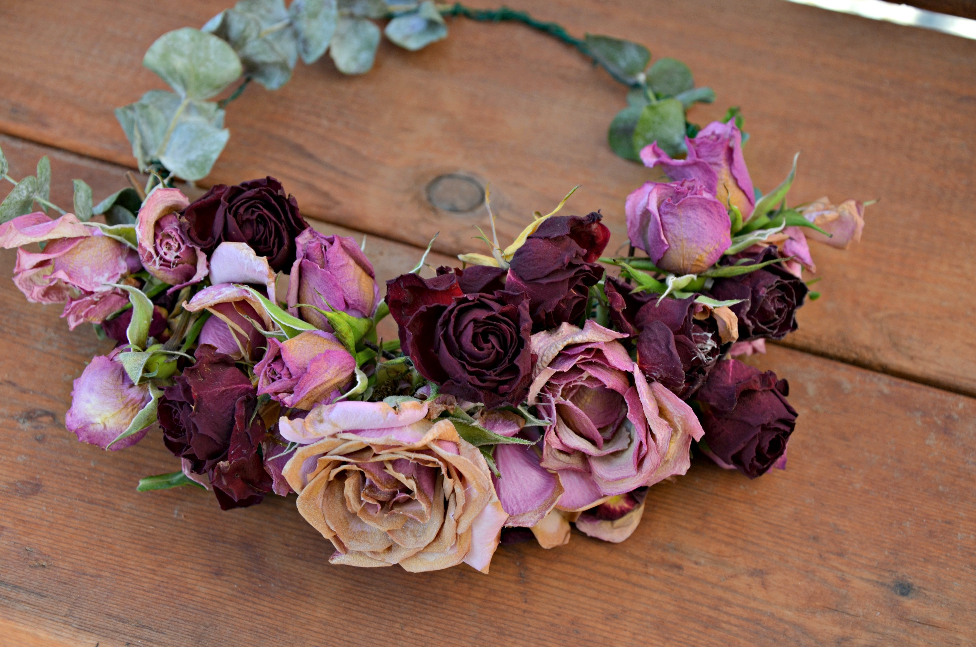 Best ideas about DIY Flower Crown . Save or Pin DIY Floral Crown Hi Lovely Now.