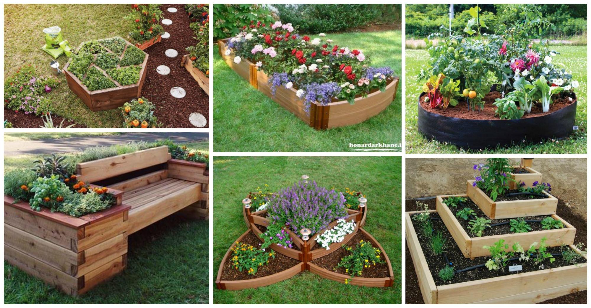 Best ideas about DIY Flower Garden . Save or Pin Impressive DIY Flower Beds That Will Decorate Your Garden Now.