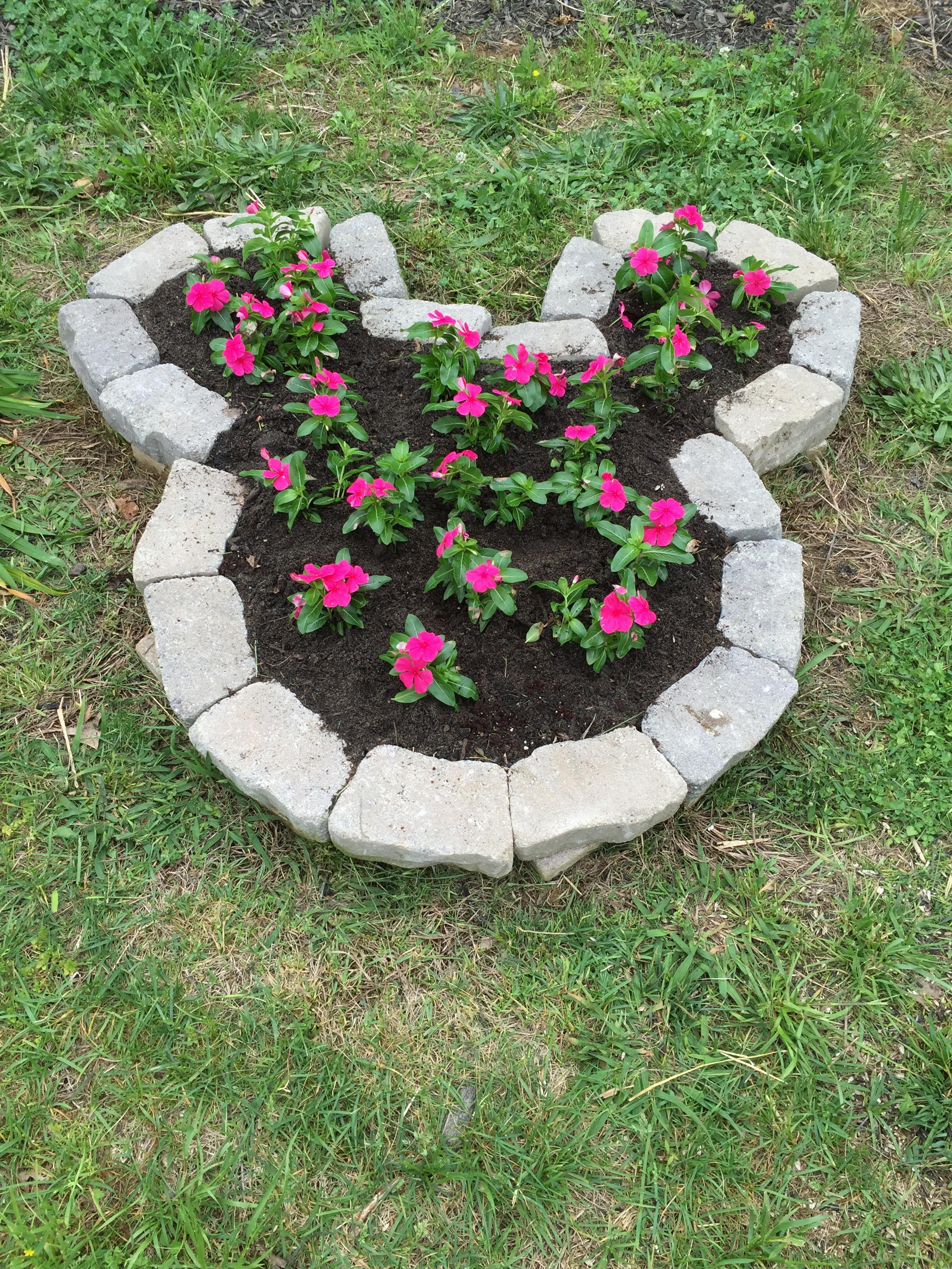 Best ideas about DIY Flower Garden . Save or Pin Disney DIY Mickey Head Flower Planter Now.
