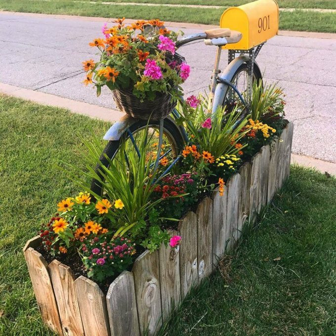 Best ideas about DIY Flower Garden . Save or Pin The BEST Garden Ideas and DIY Yard Projects Kitchen Fun Now.