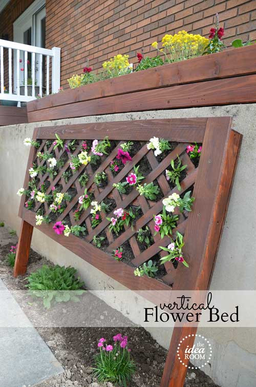 Best ideas about DIY Flower Garden . Save or Pin 24 DIY Garden Projects Anyone Can Make Now.