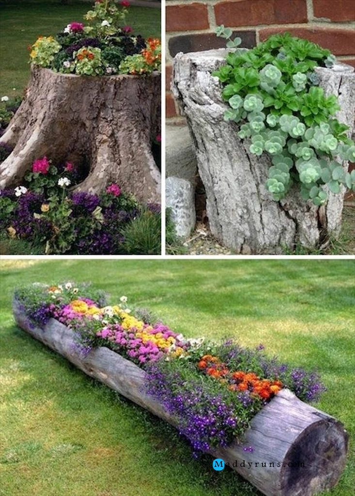 Best ideas about DIY Flower Garden . Save or Pin 25 Easy DIY Garden Projects You Can Start Now Now.