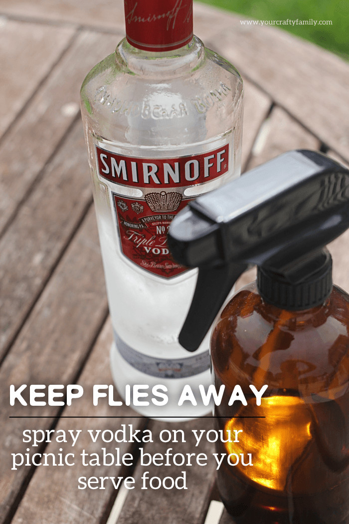 Best ideas about DIY Fly Spray . Save or Pin 50 Backyard Hacks Now.