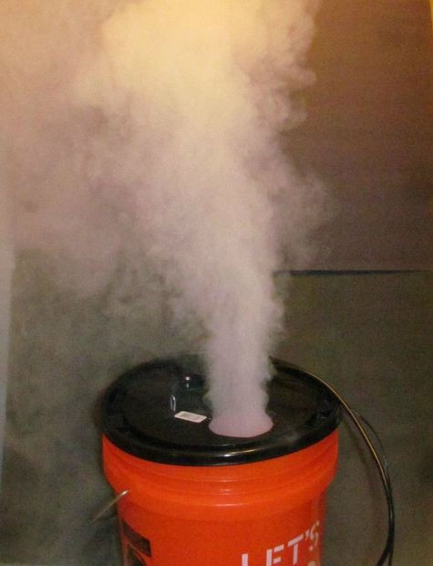 Best ideas about DIY Fog Juice . Save or Pin Water ly Fog Machine No Dry Ice No Fog Juice Now.