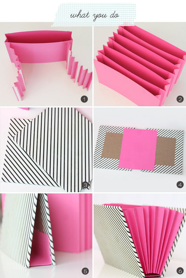 Best ideas about DIY Folder Organizer . Save or Pin DIY Stationary Organizer s and for Now.