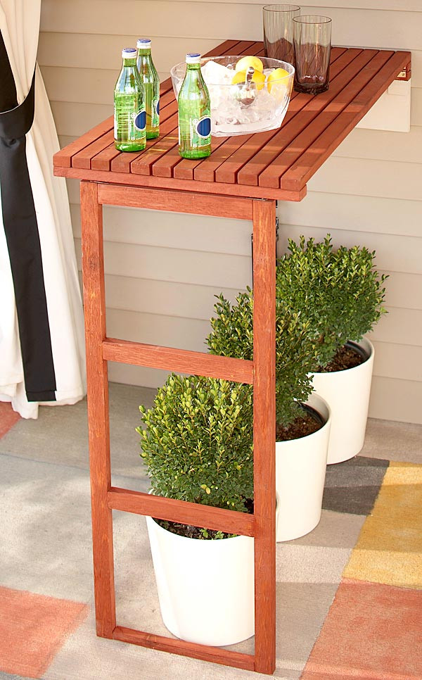 Best ideas about DIY Folding Table . Save or Pin Fold Down Table Now.