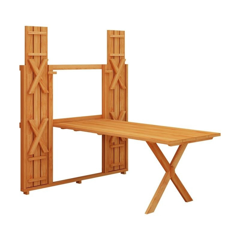 Best ideas about DIY Folding Table . Save or Pin Fold Up Picnic Table – The Owner Builder Network Now.