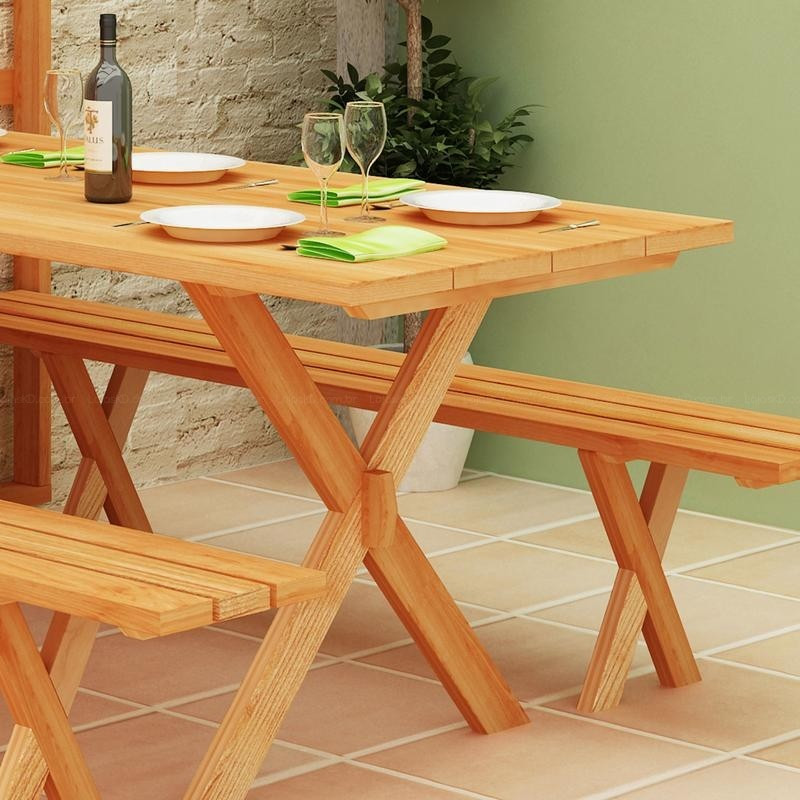 Best ideas about DIY Folding Table . Save or Pin Fold Up Picnic Table Now.