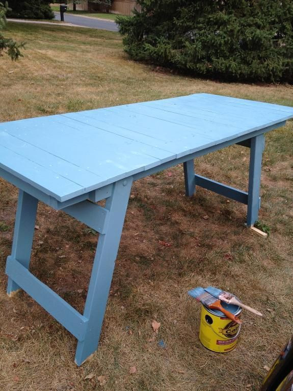 Best ideas about DIY Folding Table . Save or Pin DIY folding table by RosieRoo and Scotty too Now.