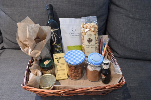 Best ideas about DIY Foodie Gifts . Save or Pin DIY t basket for foo coworker – DIY GIFT Now.