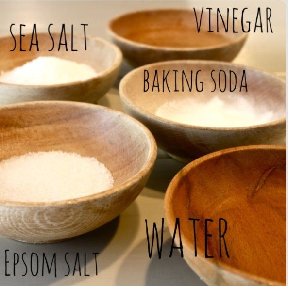 Best ideas about DIY Foot Detox . Save or Pin Homemade Foot Soak And Detox Now.