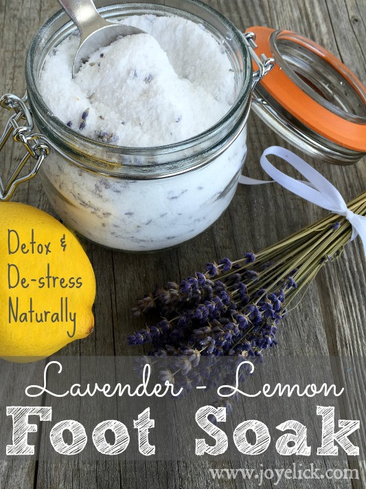 Best ideas about DIY Foot Detox . Save or Pin DIY stress relieving FOOT SOAK and DETOX Relieve stress Now.
