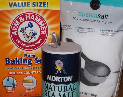 Best ideas about DIY Foot Detox . Save or Pin Spa Day Saturday Detoxing Foot Soak Natural Beauty Now.