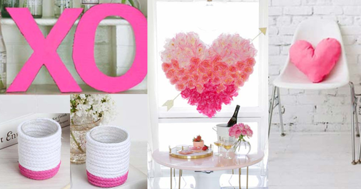 Best ideas about DIY For Room Decorations . Save or Pin 30 Creatively Pink DIY Room Decor Ideas Now.