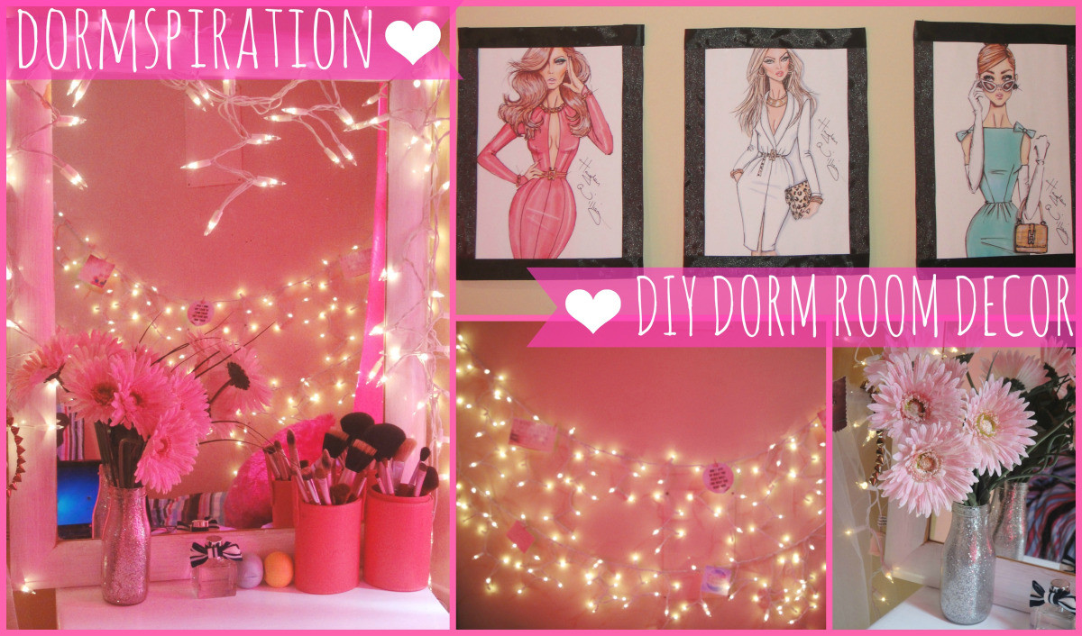 Best ideas about DIY For Room Decorations . Save or Pin Dormspiration DIY Room Décor Now.