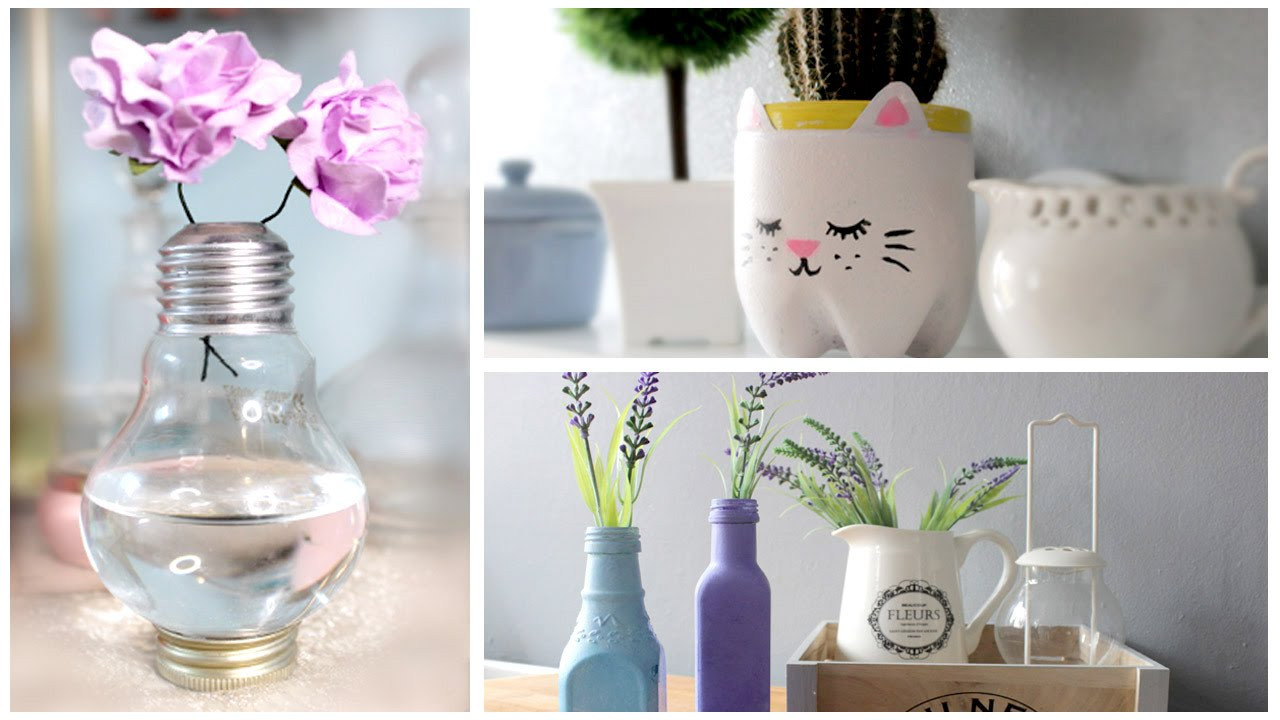 Best ideas about DIY For Room Decorations . Save or Pin 6 Tumblr Inspired DIY Room Decor Roxxsaurus Now.