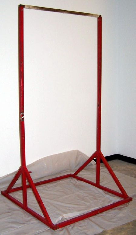 Best ideas about DIY Freestanding Pull Up Bar . Save or Pin D I Y Marine Recruiter Portable Pull up bar advanced Now.