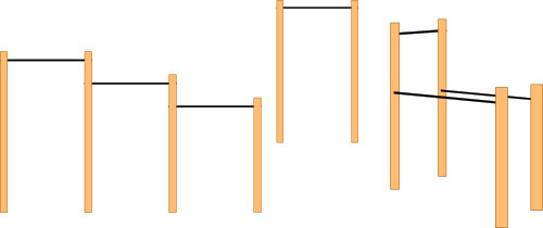 Best ideas about DIY Freestanding Pull Up Bar . Save or Pin How to Build a Homemade Outdoor Free Standing Pull Up Bar Now.