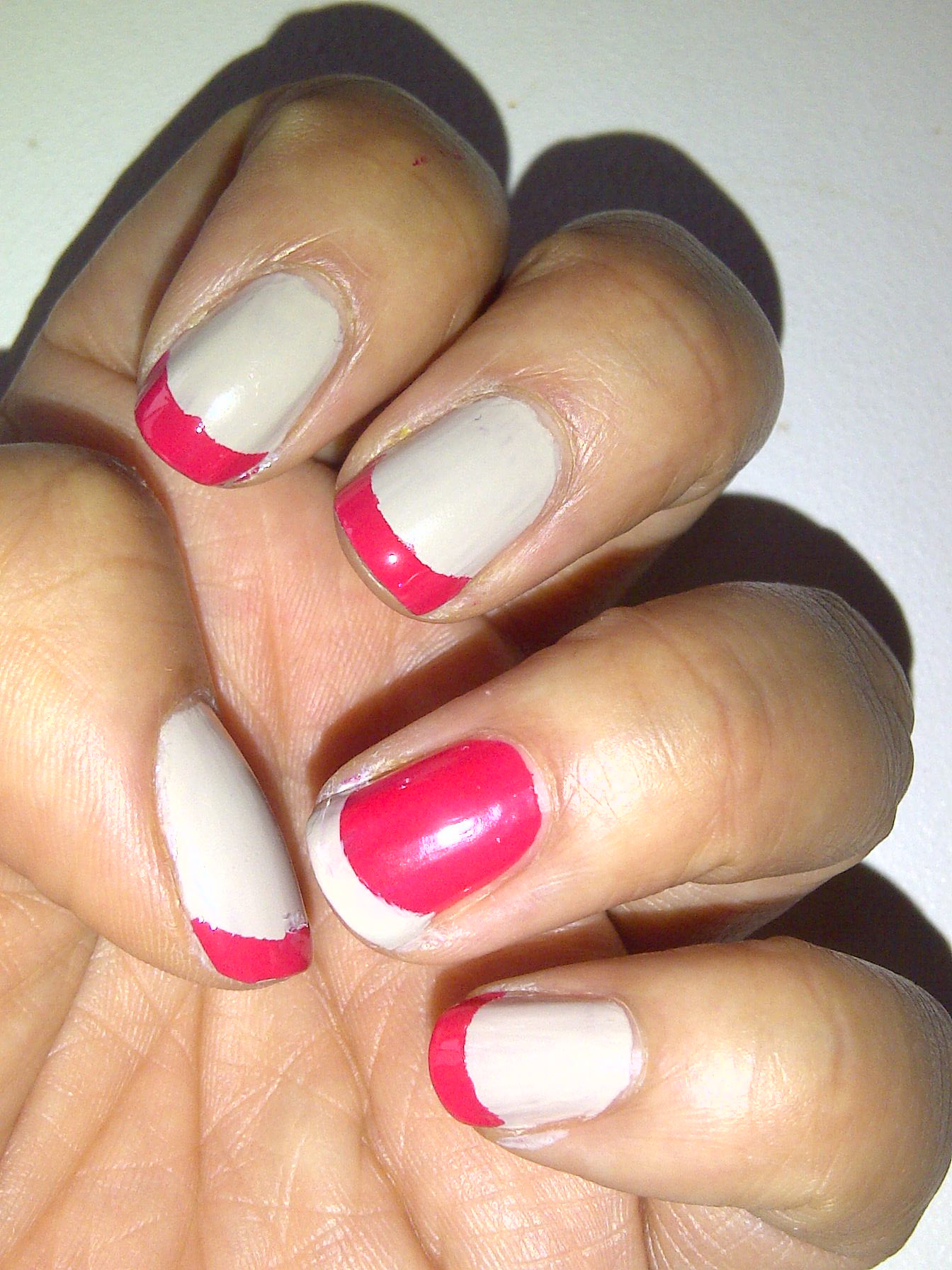 Best ideas about DIY French Manicure . Save or Pin DIY French Manicure – The Neon Leopard Now.