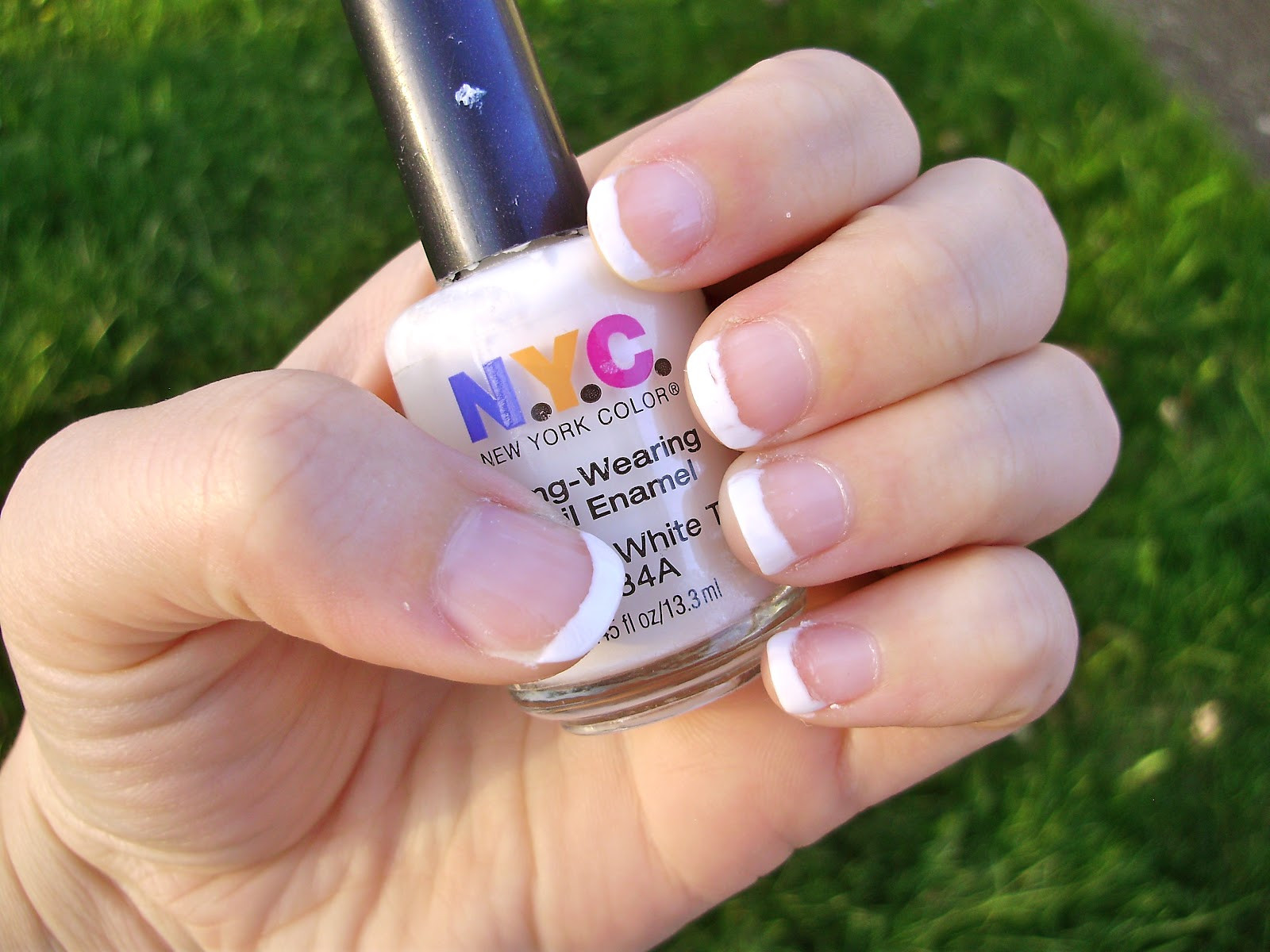 Best ideas about DIY French Manicure . Save or Pin Here s to Handy Andy Easy DIY French Manicure Pedicure Now.