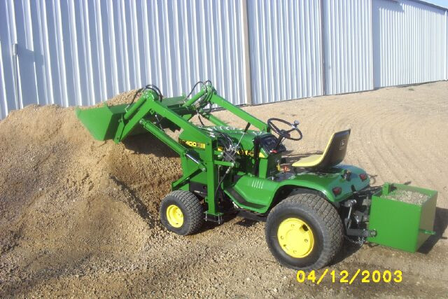 Best ideas about DIY Front End Loader Kit . Save or Pin Lawn tractor DIY front end loader tech Pirate4x4 Now.