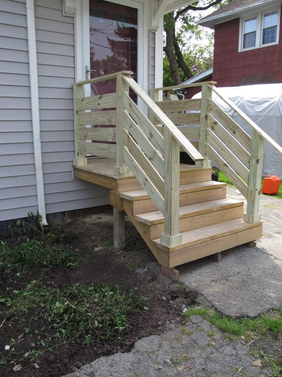 Best ideas about DIY Front Porch . Save or Pin DIY Front Porch Railings Now.