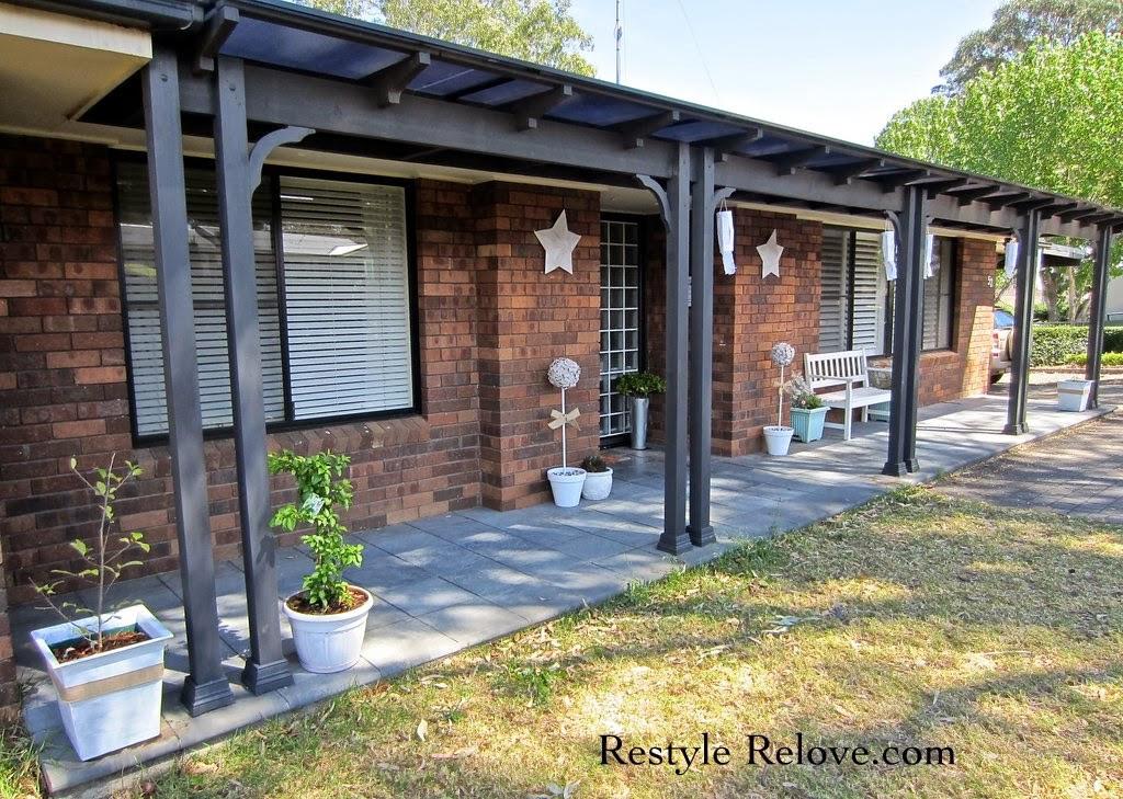 Best ideas about DIY Front Porch . Save or Pin Front Porch Tour & DIY Paper Lanterns Now.