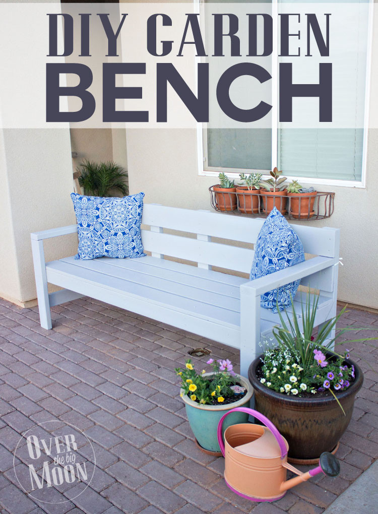 Best ideas about DIY Front Porch . Save or Pin DIY Front Porch Bench Now.