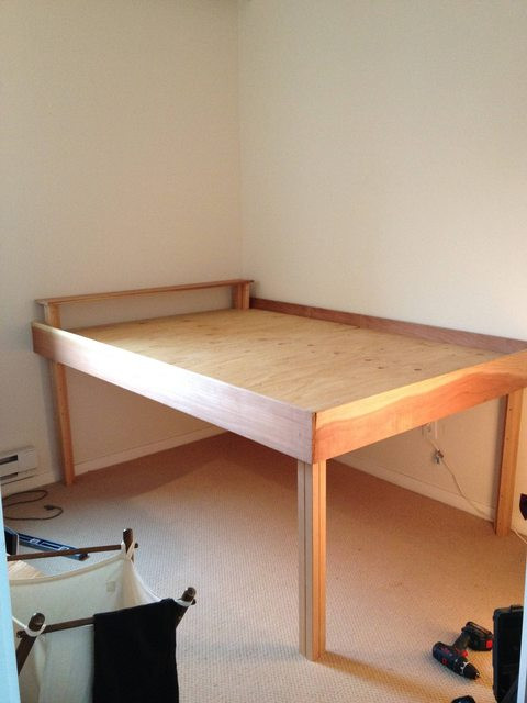 Best ideas about DIY Full Size Bed Frame . Save or Pin Woodwork Full Size Bed Frame Diy PDF Plans Now.