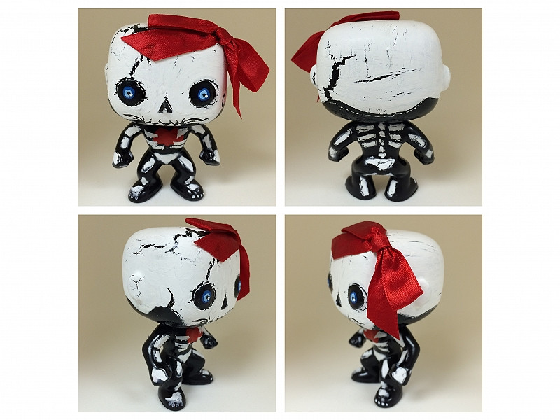 Best ideas about DIY Funko Pop . Save or Pin ECCC s Funko DIY Charity Auctions Kick off April 30th Now.