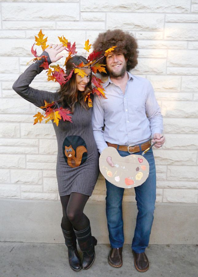 Best ideas about DIY Funny Costume . Save or Pin 35 Couples Halloween Costumes Ideas InspirationSeek Now.