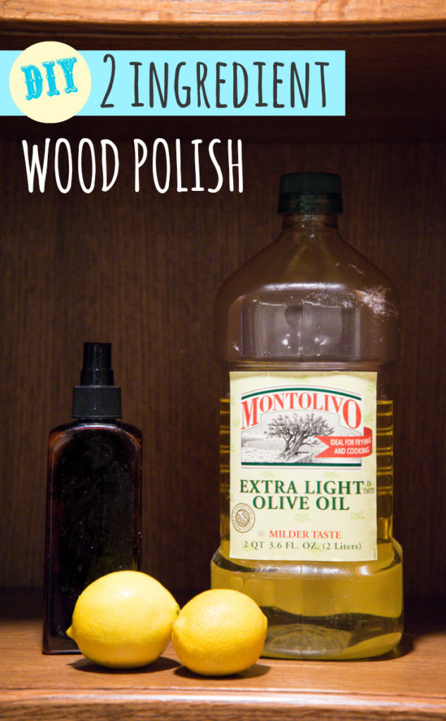 Best ideas about DIY Furniture Polish . Save or Pin Simple 2 Ingre nt DIY Wood Polish Happy Money Saver Now.