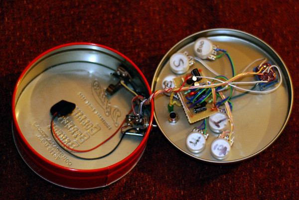 Best ideas about DIY Fuzz Pedal . Save or Pin DIY Seven Fuzz Pedal Now.