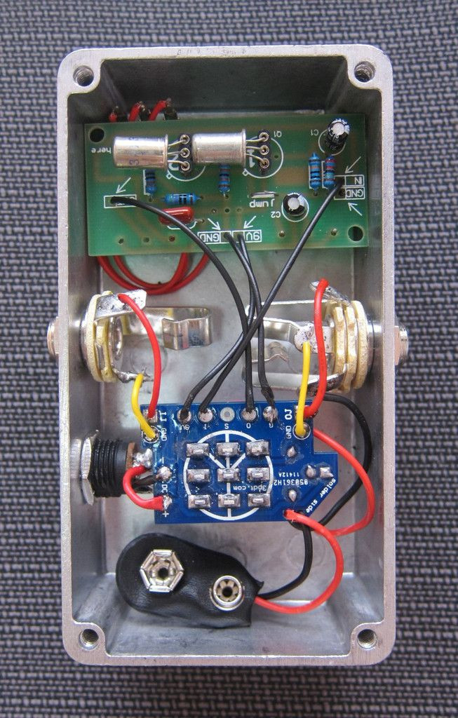 Best ideas about DIY Fuzz Pedal . Save or Pin Fuzz Face 3pdt Fuzz Pedal DIY Kits Now.