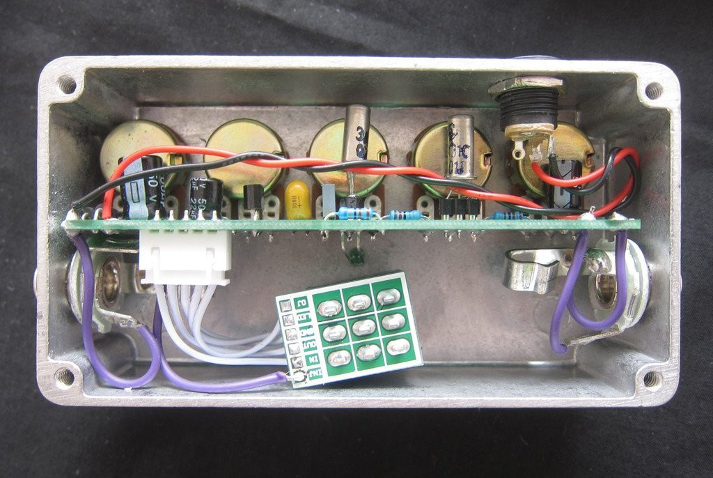 Best ideas about DIY Fuzz Pedal . Save or Pin Guitar Pedal Kits Build Your Own Guitar Pedal Now.