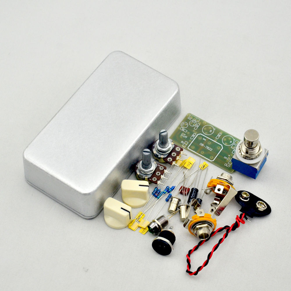 Best ideas about DIY Fuzz Pedal . Save or Pin Vintage Fuzz Face DIY Pedal kit with Germanium AC128 Now.