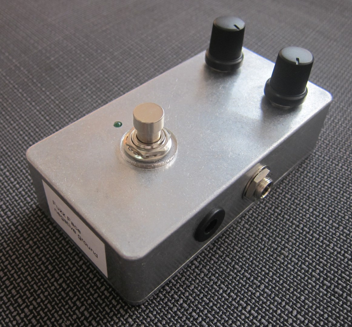 Best ideas about DIY Fuzz Pedal . Save or Pin Fuzz Face plete DIY Kit guitar effect pedal by Now.