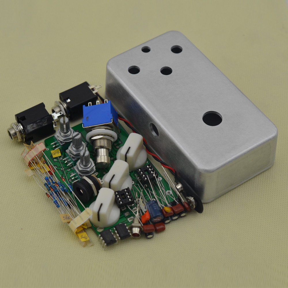 Best ideas about DIY Fuzz Pedal . Save or Pin Aliexpress Buy ttone DIY Fuzz& Distortion pedal Now.