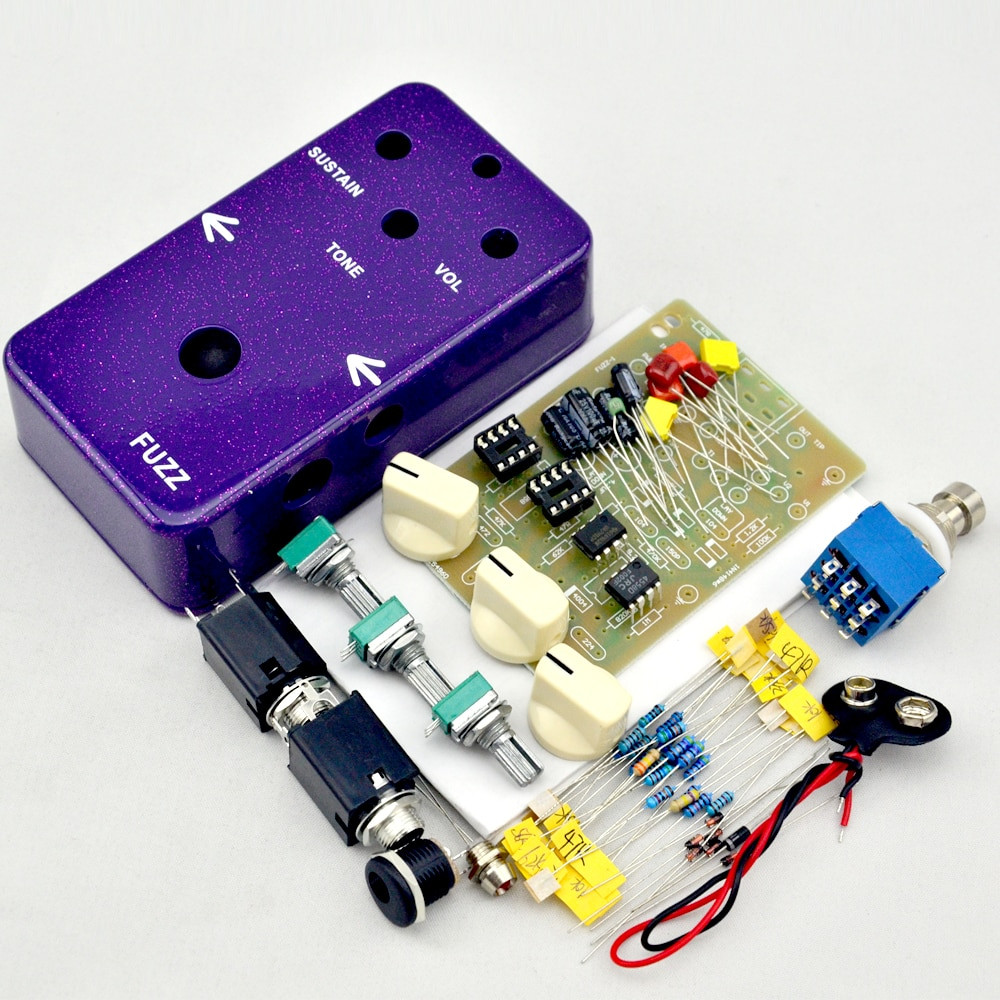 Best ideas about DIY Fuzz Pedal . Save or Pin Aliexpress Buy NEW DIY Fuzz& Distortion pedal kit Now.