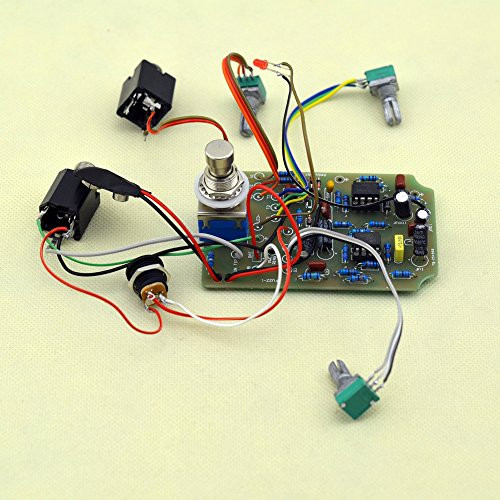 Best ideas about DIY Fuzz Pedal . Save or Pin Build your Fuzz Effects Pedal Kits DIY Electric Guitar Now.